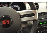 2006 Ford Mustang Saleen S281 Supercharged Coupe Controls