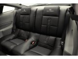 2006 Ford Mustang Saleen S281 Supercharged Coupe Rear Seat