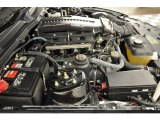 2006 Ford Mustang Saleen S281 Supercharged Coupe 4.6 Liter SOHC 24-Valve VVT V8 Engine