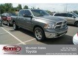 2011 Mineral Gray Metallic Dodge Ram 1500 Big Horn Crew Cab 4x4 #67146891