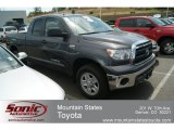 2011 Magnetic Gray Metallic Toyota Tundra SR5 Double Cab 4x4 #67146881