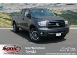 2012 Magnetic Gray Metallic Toyota Tundra TRD Rock Warrior Double Cab 4x4 #67146873