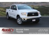 2012 Super White Toyota Tundra CrewMax 4x4 #67146871
