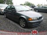 2001 Titanium Silver Metallic BMW 3 Series 325i Sedan #67146718