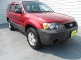 2006 Redfire Metallic Ford Escape XLS #67147203