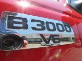 Mazda B-Series Truck Badges and Logos