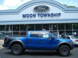 2012 Blue Flame Metallic Ford F150 SVT Raptor SuperCrew 4x4 #67147135