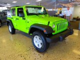 2012 Jeep Wrangler Unlimited Sport S 4x4