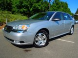 2005 Galaxy Silver Metallic Chevrolet Malibu Maxx LT Wagon #67147465