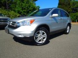2010 Alabaster Silver Metallic Honda CR-V EX-L #67147462