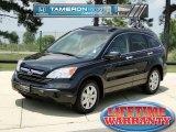 2008 Nighthawk Black Pearl Honda CR-V EX #67213481