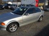 2000 Titanium Silver Metallic BMW 3 Series 328i Sedan #67213448