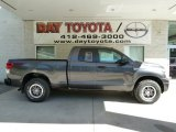 2012 Magnetic Gray Metallic Toyota Tundra TRD Rock Warrior Double Cab 4x4 #67213113