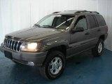2000 Jeep Grand Cherokee Taupe Frost Metallic