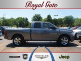 2012 Mineral Gray Metallic Dodge Ram 1500 Express Quad Cab #67213073