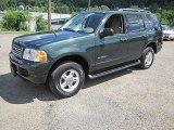 2004 Aspen Green Metallic Ford Explorer XLT 4x4 #67213409