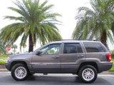 2002 Graphite Metallic Jeep Grand Cherokee Limited #6560376