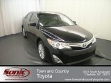 2012 Attitude Black Metallic Toyota Camry XLE #67213378