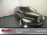2012 Attitude Black Metallic Toyota Camry SE #67213374