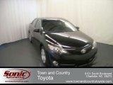 2012 Attitude Black Metallic Toyota Camry SE #67213372