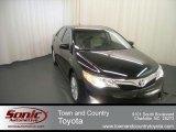 2012 Attitude Black Metallic Toyota Camry Hybrid XLE #67213367