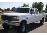 1990 Ford F350 XLT Crew Cab 4x4 Data, Info and Specs
