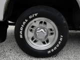 Ford Ranger 1995 Wheels and Tires