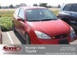 2003 Infra-Red Ford Focus SVT Hatchback #67212998
