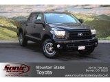 2012 Black Toyota Tundra TRD Rock Warrior CrewMax 4x4 #67212991