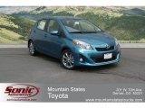 2012 Toyota Yaris SE 5 Door