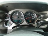 2010 Chevrolet Silverado 1500 LT Extended Cab Gauges