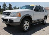 2003 Oxford White Ford Explorer XLT 4x4 #67212949
