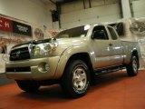 2007 Desert Sand Mica Toyota Tacoma V6 PreRunner Access Cab #67213543
