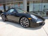 2012 Porsche New 911 Carrera Cabriolet