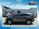 2012 Urban Titanium Metallic Honda CR-V EX 4WD #67213521