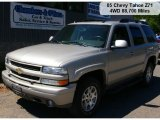 2005 Silver Birch Metallic Chevrolet Tahoe Z71 4x4 #67213213