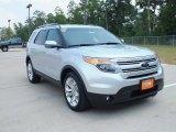 2013 Ingot Silver Metallic Ford Explorer Limited EcoBoost #67271602