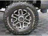 2003 Ford F250 Super Duty XL SuperCab 4x4 Custom Wheels