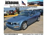 2007 Windveil Blue Metallic Ford Mustang GT Premium Coupe #67270927