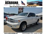 2009 Stone White Dodge Ram 1500 Big Horn Edition Crew Cab 4x4 #67270923