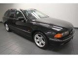 2000 Jet Black BMW 5 Series 528i Wagon #67271249