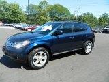 2005 Midnight Blue Pearl Nissan Murano SL AWD #67271541