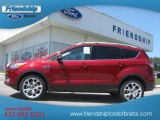 2013 Ruby Red Metallic Ford Escape Titanium 2.0L EcoBoost 4WD #67270833