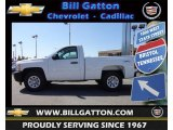 2012 Summit White Chevrolet Silverado 1500 Work Truck Regular Cab 4x4 #67271517