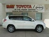 2012 Blizzard White Pearl Toyota RAV4 V6 Limited 4WD #67270810