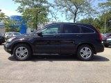 2010 Crystal Black Pearl Honda CR-V EX AWD #67271485