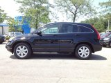 2009 Crystal Black Pearl Honda CR-V EX-L 4WD #67271481