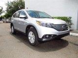 2012 Alabaster Silver Metallic Honda CR-V EX-L #67270748