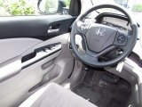 2012 Honda CR-V LX Steering Wheel