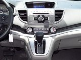 2012 Honda CR-V LX Controls